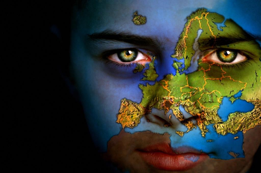 Earth boy - Europe